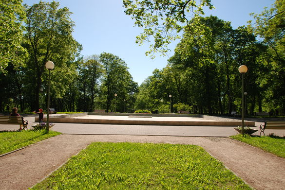 Kopli cemetery park