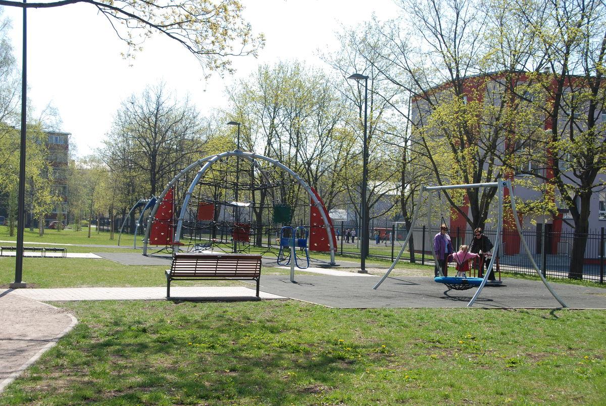 Karjamaa park