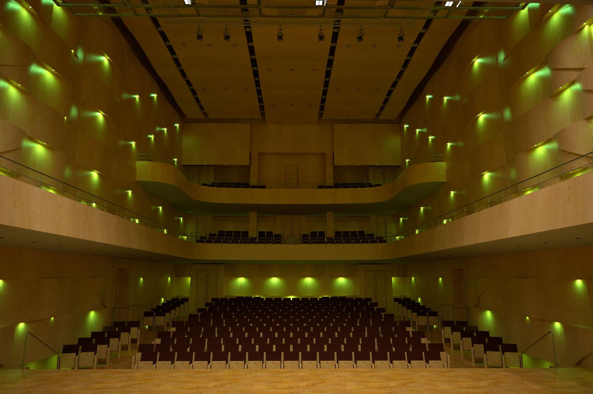 The Concert and Theatre House of Estonian Academy of Music and Theatre - konverentsiruum