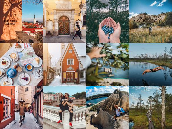 Tallinnan parhaat Instagram-kohteet