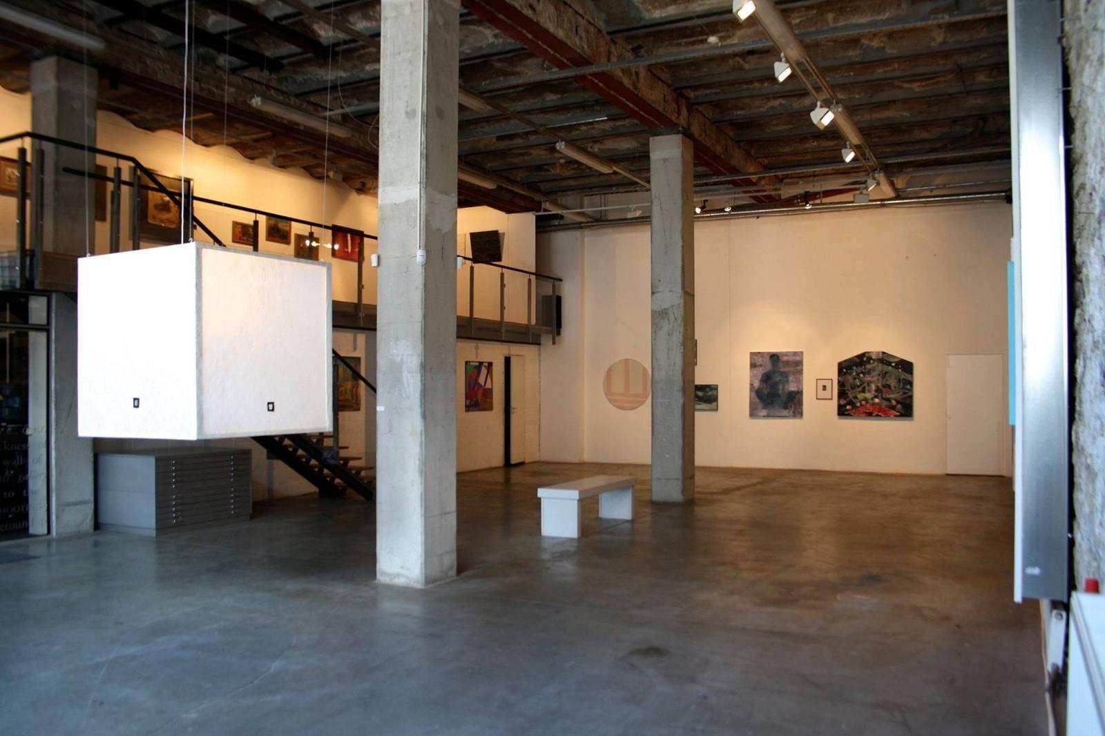gallery indoor view