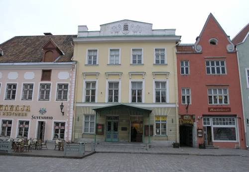 The Teachers' House of Tallinn