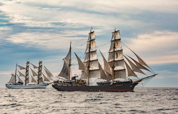 The Tall Ships Races Tallinn 2021