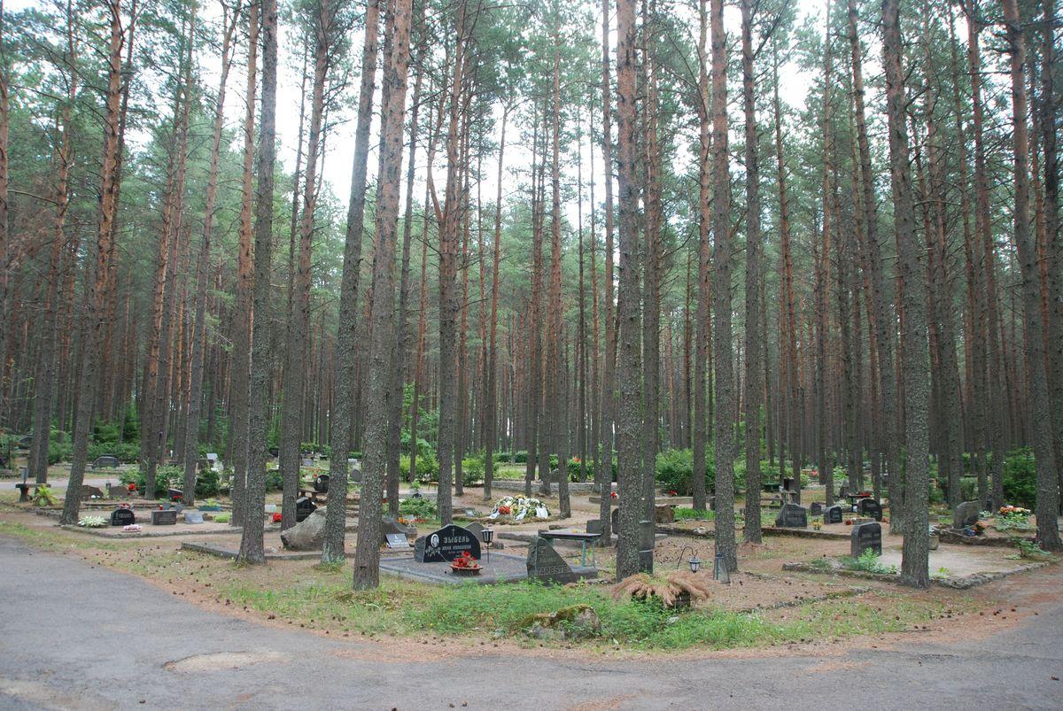 Liiva kalmistu