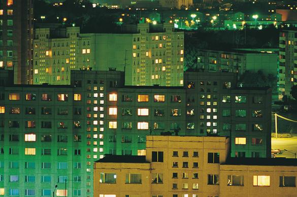 Lasnamägi in Tallinn, Estland.