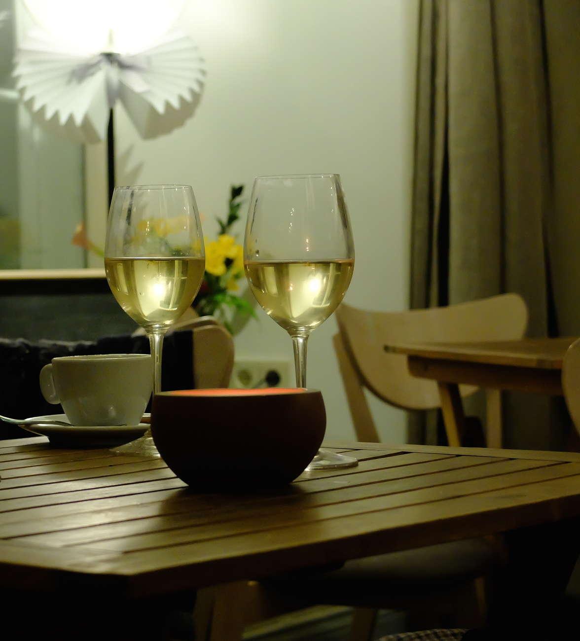 Wine Not? Shop und Tapas-Bar