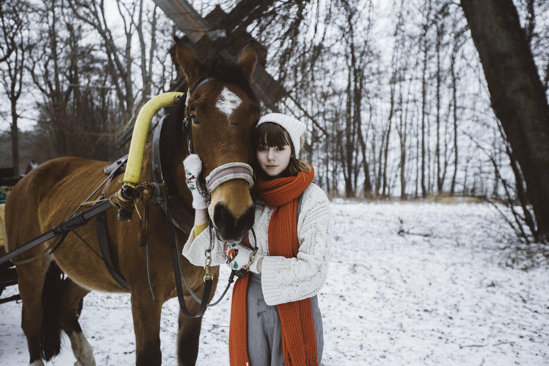 Talv Tallinna Vabaõhumuuseumis