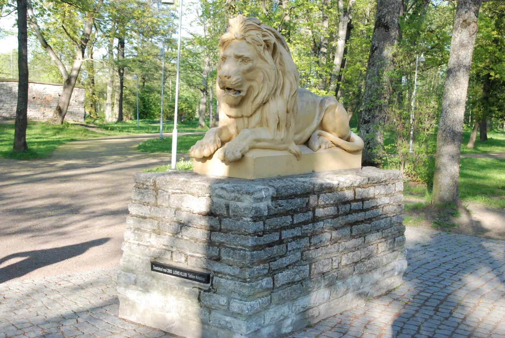 Löwenruh park Tallinnas