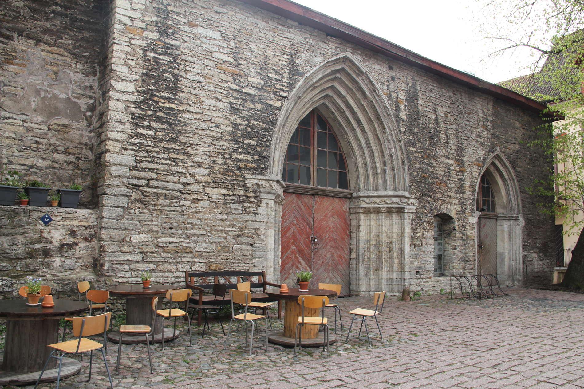 Saint Catherine's Church - välis