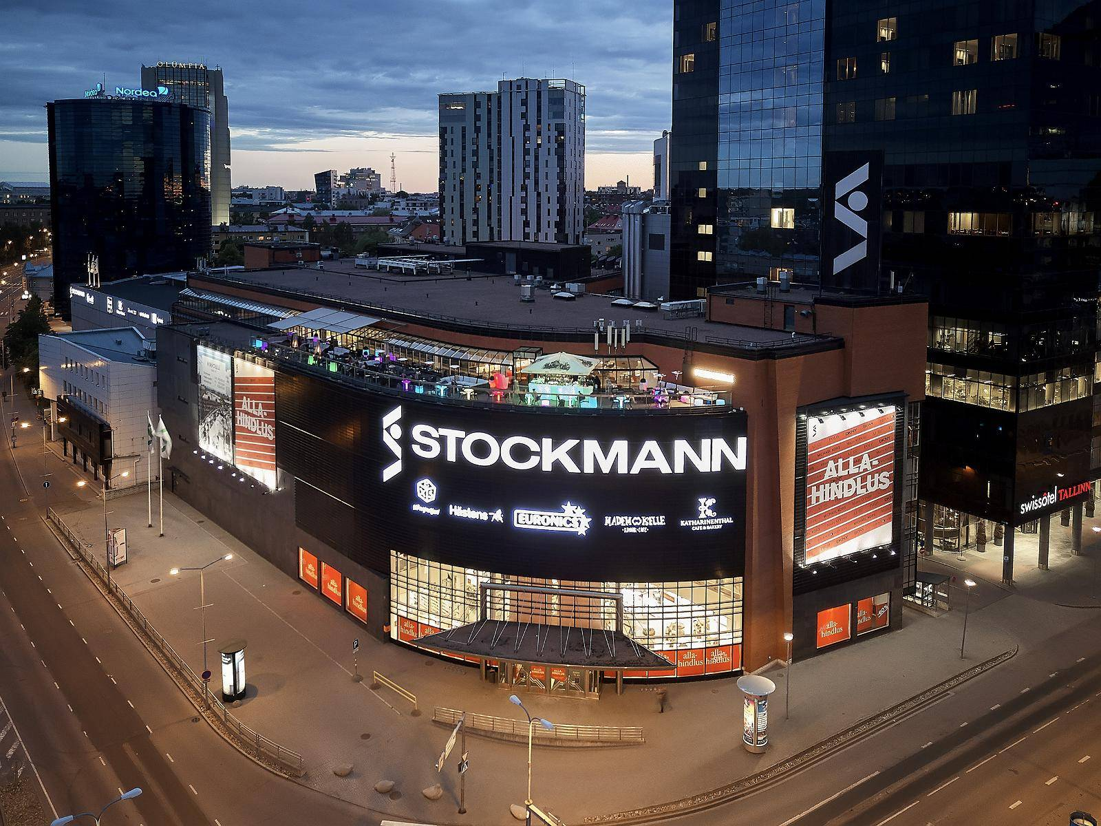 Stockmann in Tallinn,Estonia