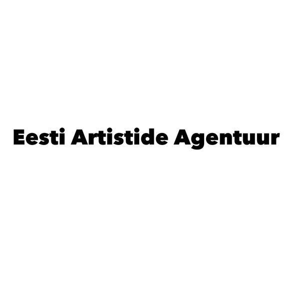 Logo of the Estonian Artists Agency.