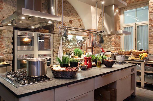 Pikk 42 kitchen