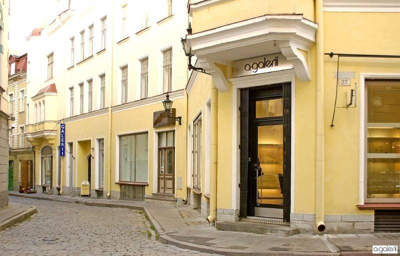 A-galleria Tallinnassa