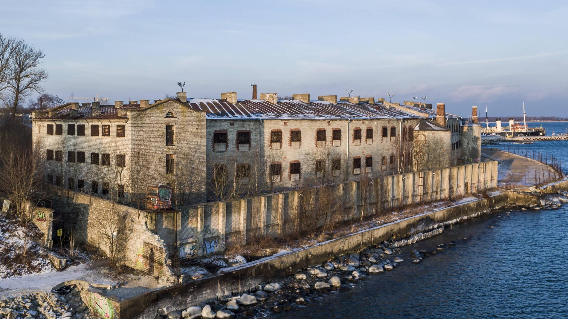 Patarein vankila Tallinnassa Virossa