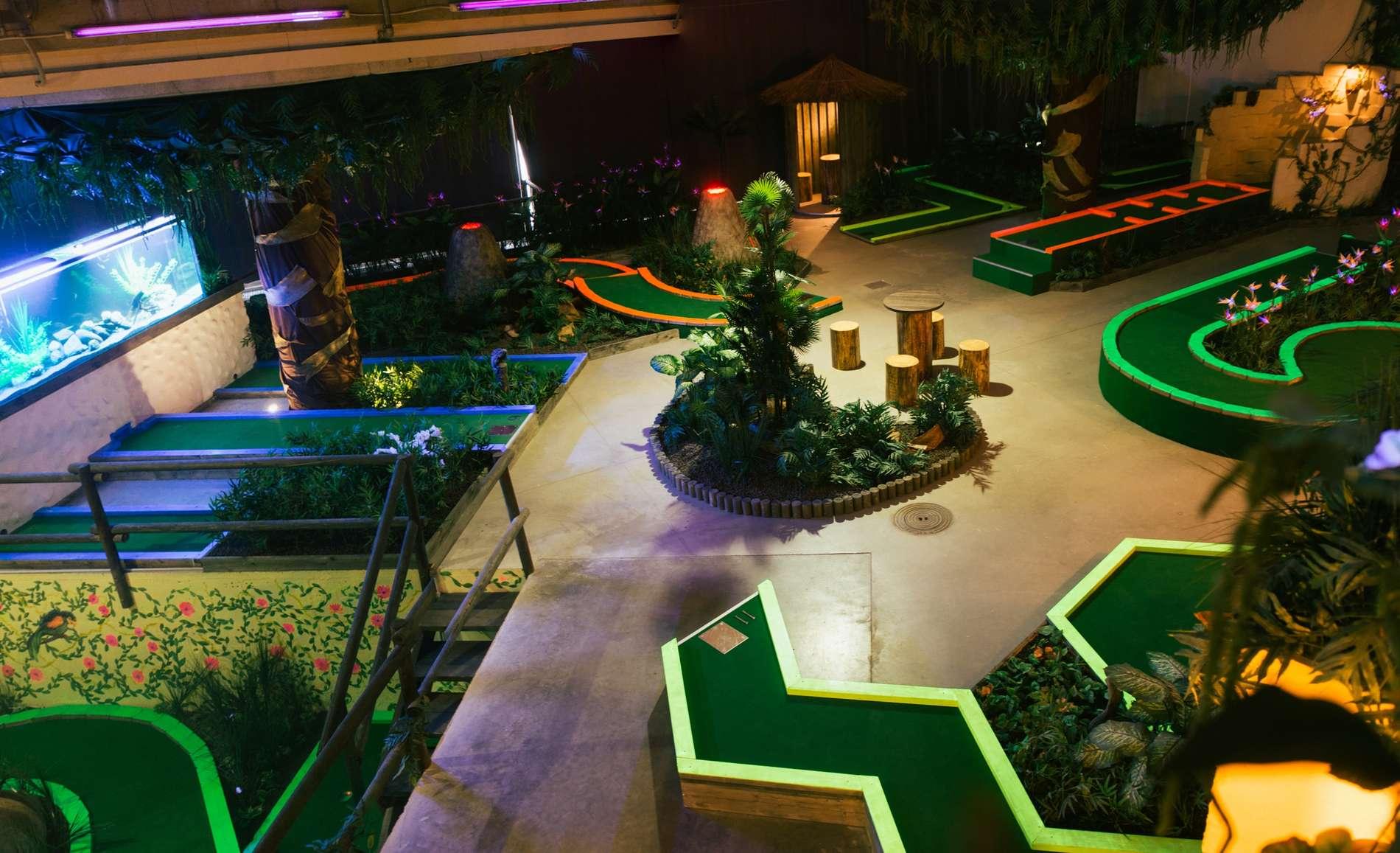 CityJungle Adventure Golf