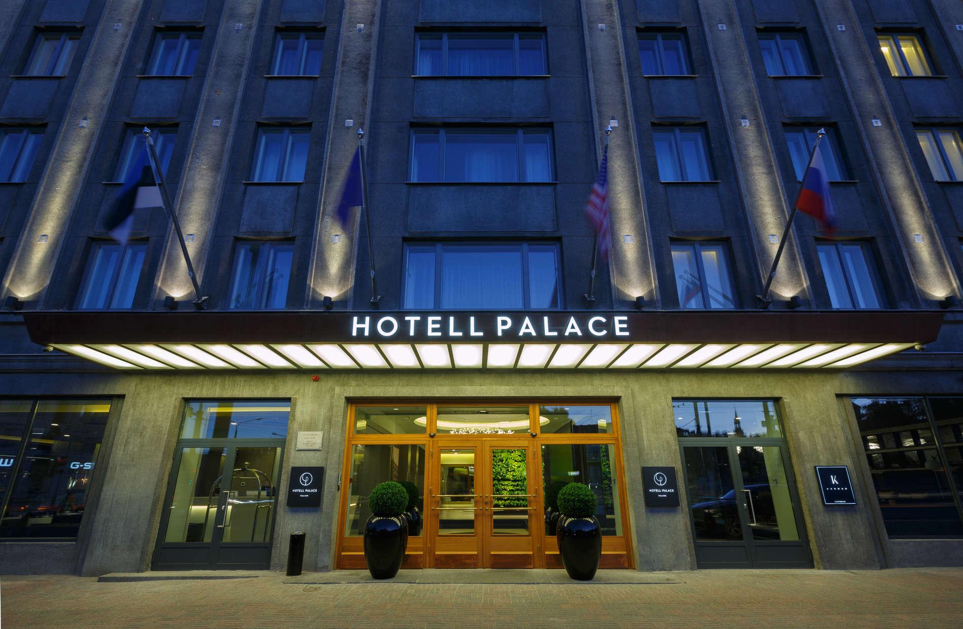 Hotel Palace - välis