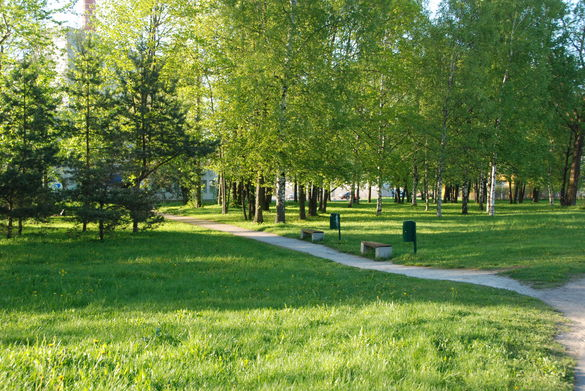 Charlottental's park