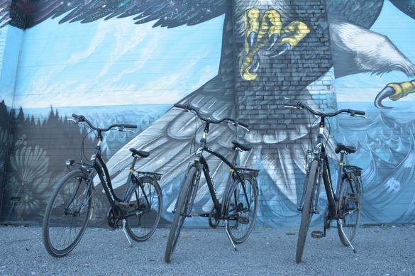 waypoint bikes view
