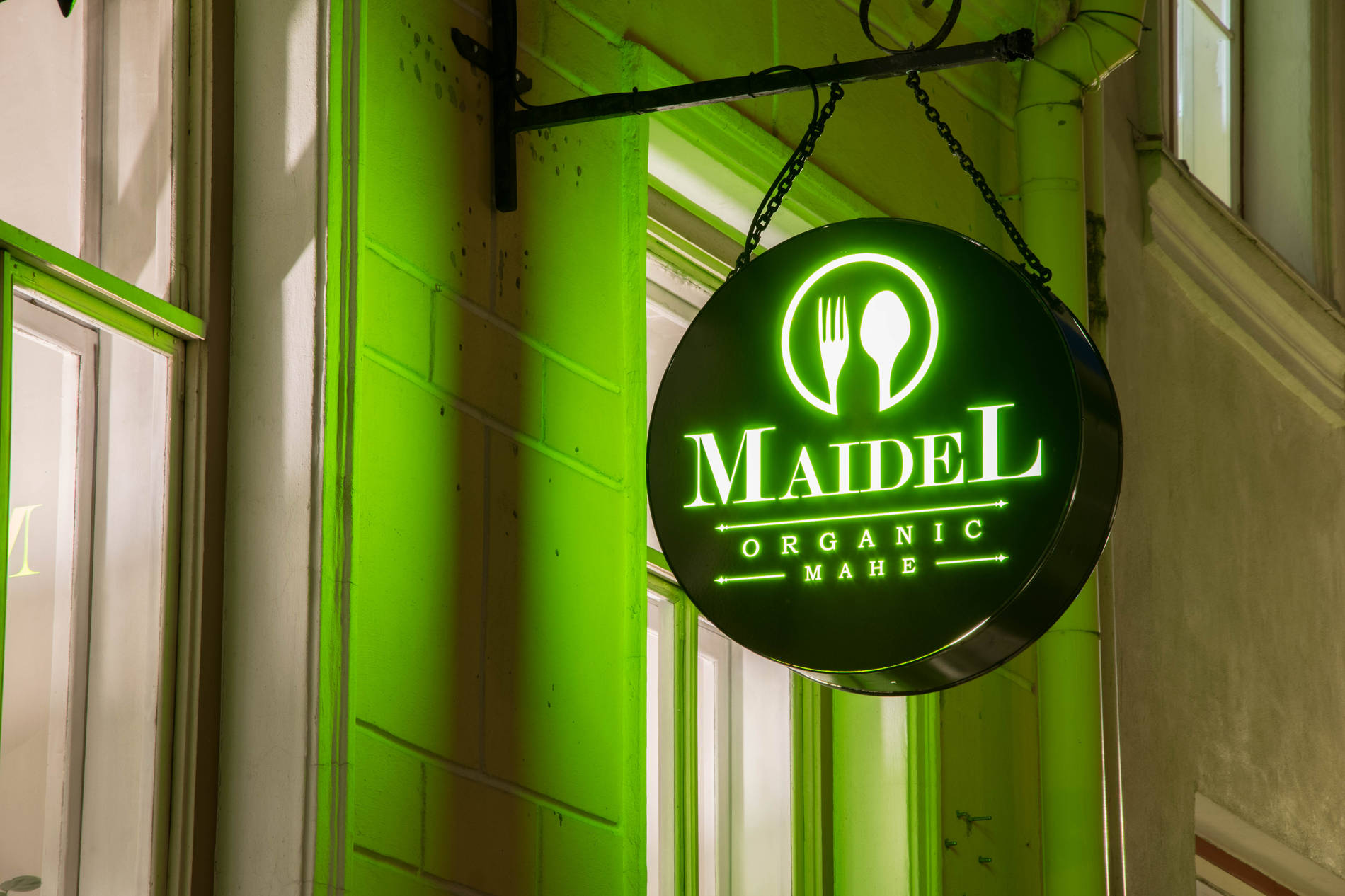 Maidel Organic