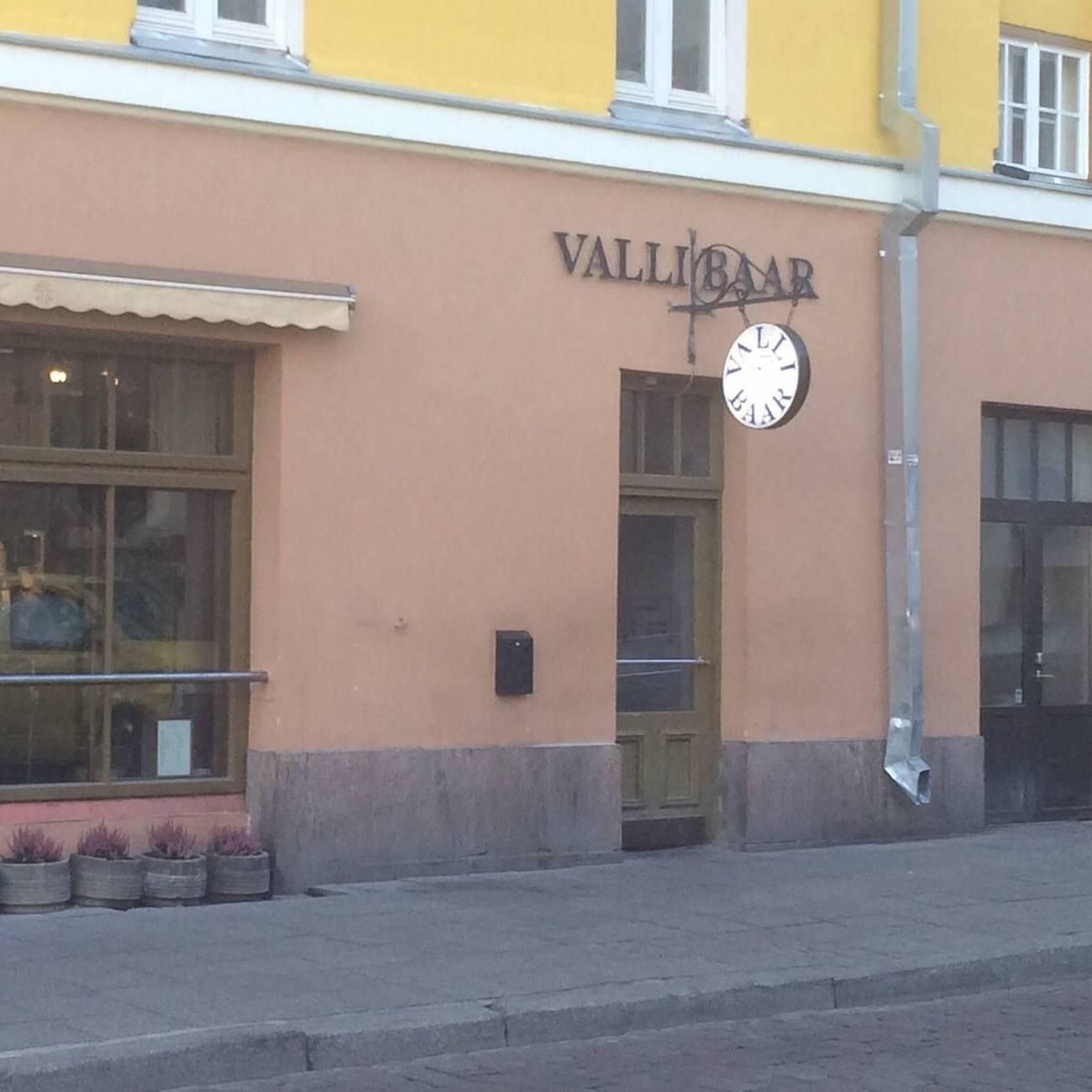 Valli baar in Tallinn,Estonia