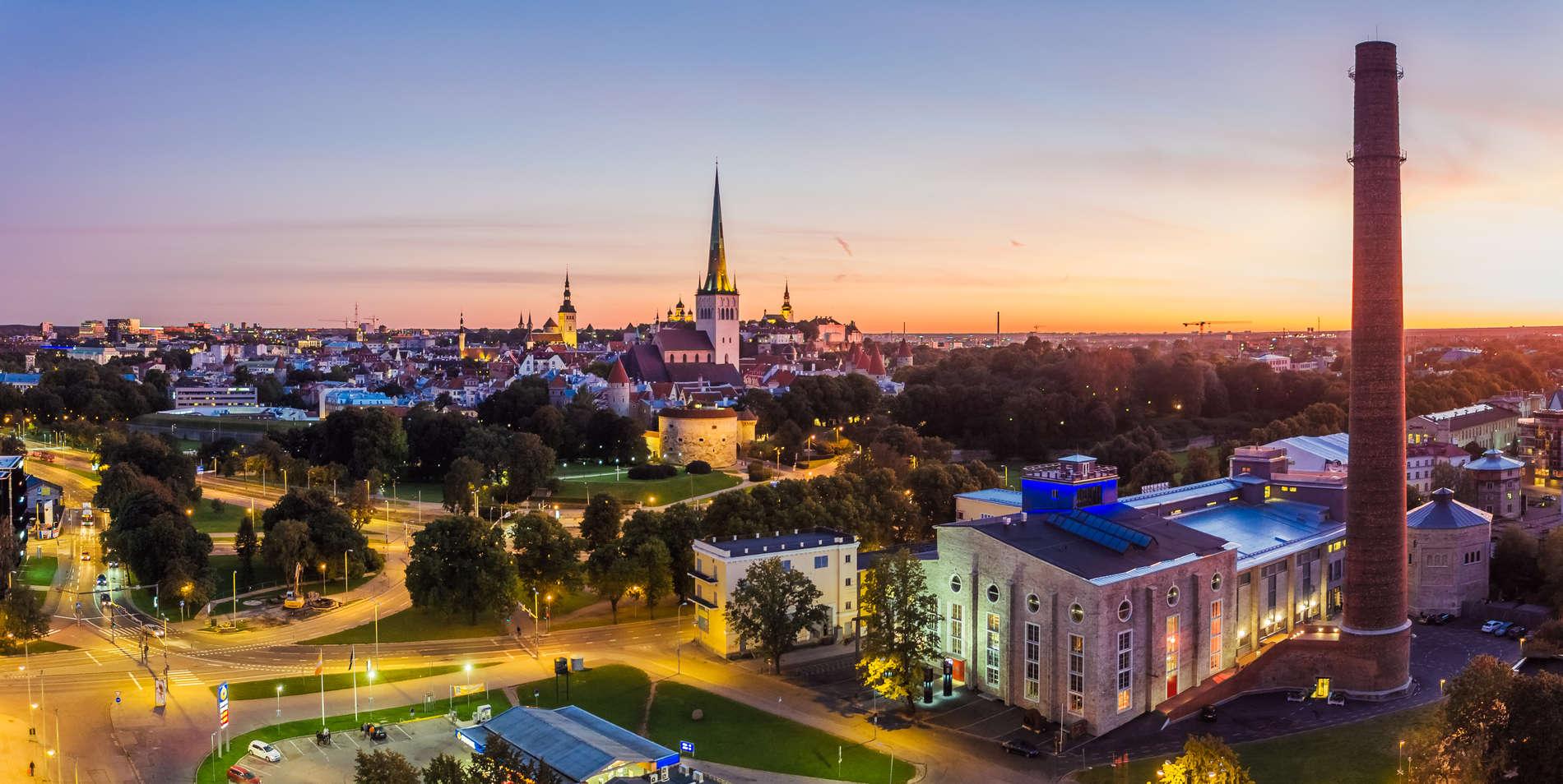 Tallinn Creative Hub (Kultuurikatel) in Estonia