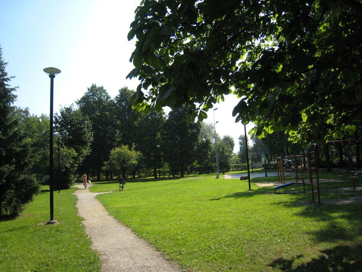 Räägu park Tallinnas