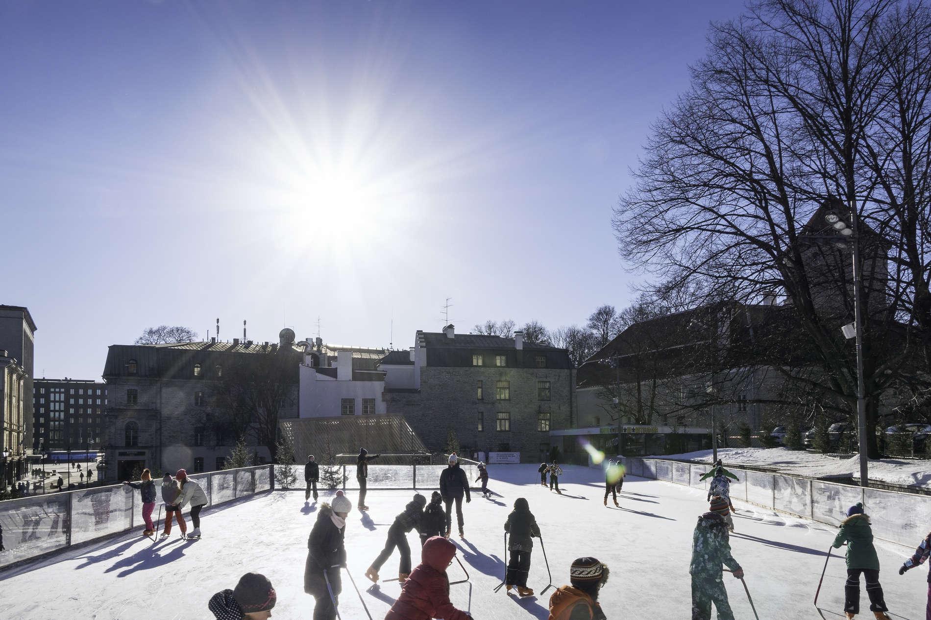Harju Street Ice Rink - vabavalik