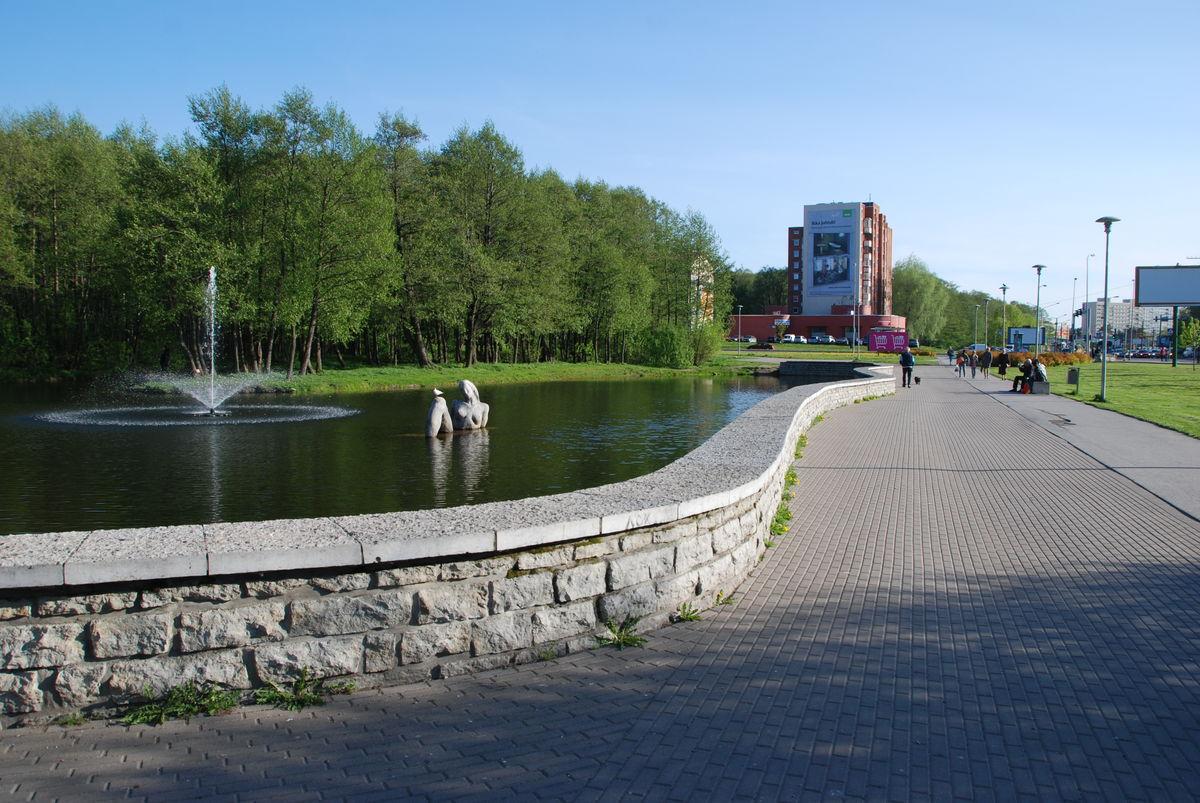 Ankkalammen puisto