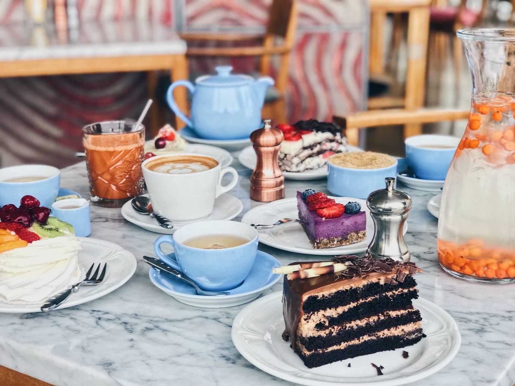 Komeet kahvila, Tallinna