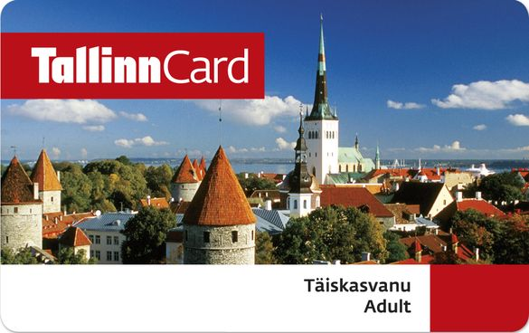 Whitsun with Tallinn Card