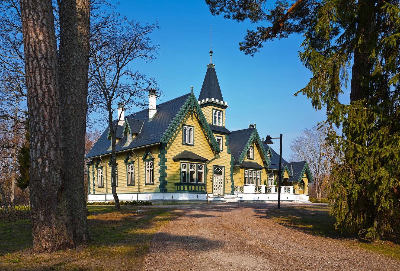 Kõltsu Manor - välis