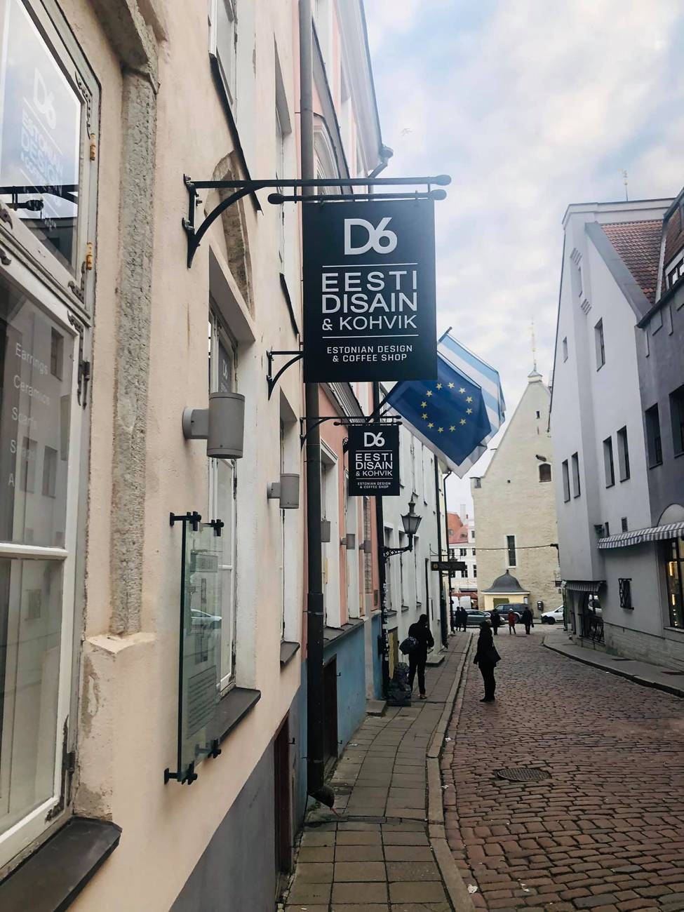 D6 Estonian Design&Coffee Shop in Tallinn,Estonia