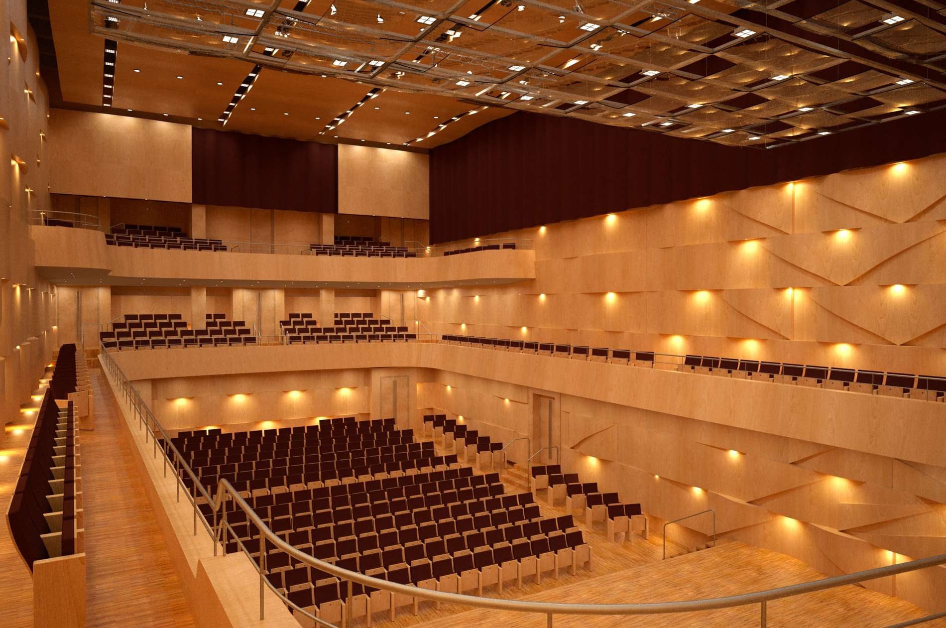 The Concert and Theatre House of Estonian Academy of Music and Theatre - standardtuba