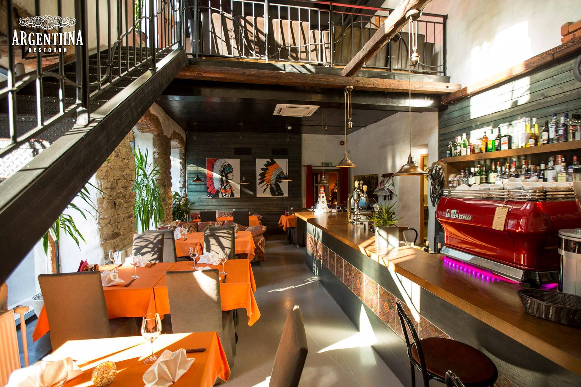 Argentiina restoran in Tallinn, Estonia