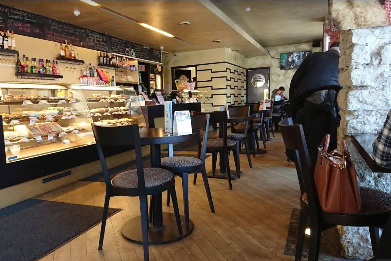 Reval Café Pärnu mnt