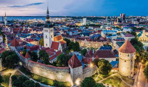 The many faces of architecture in Tallinn