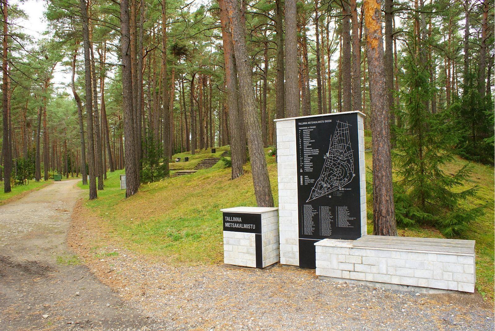Metsäkalmisto Tallinnassa