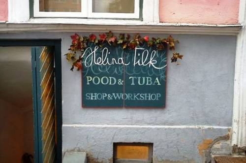 Helina Tilk Shop & Workshop