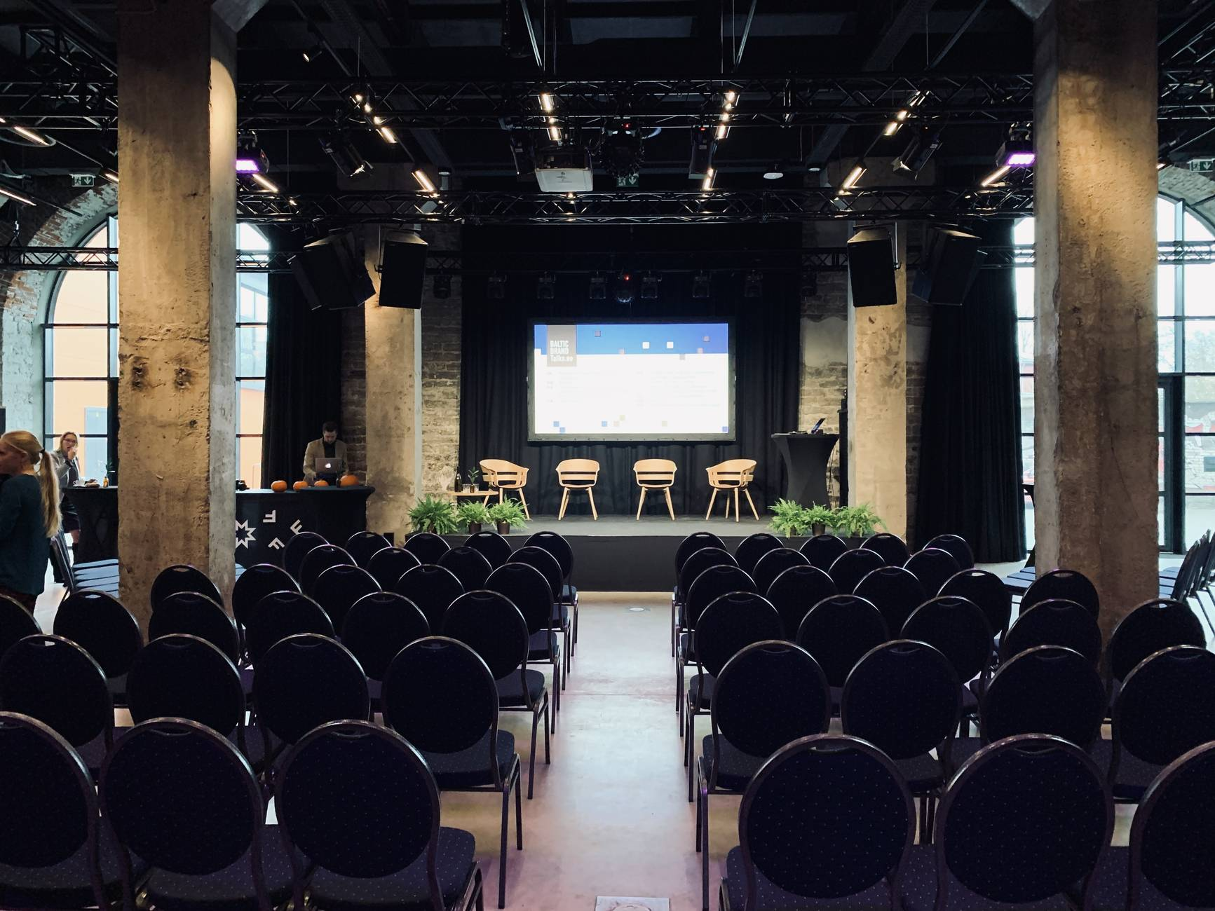 Fotografiska Tallinn - konverentsiruum