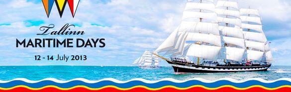 Tallinn Maritime Days invite you to the seaside!