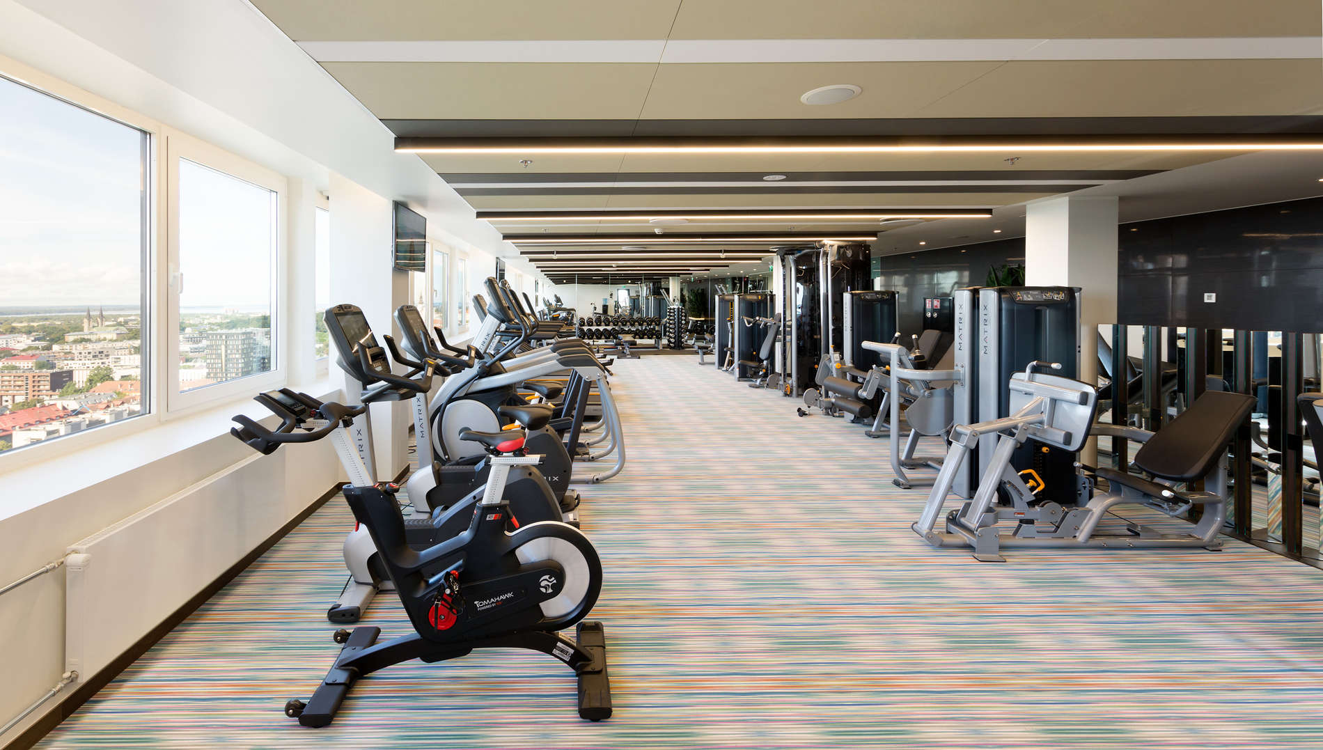 Radisson Blu Olümpia fitness gym