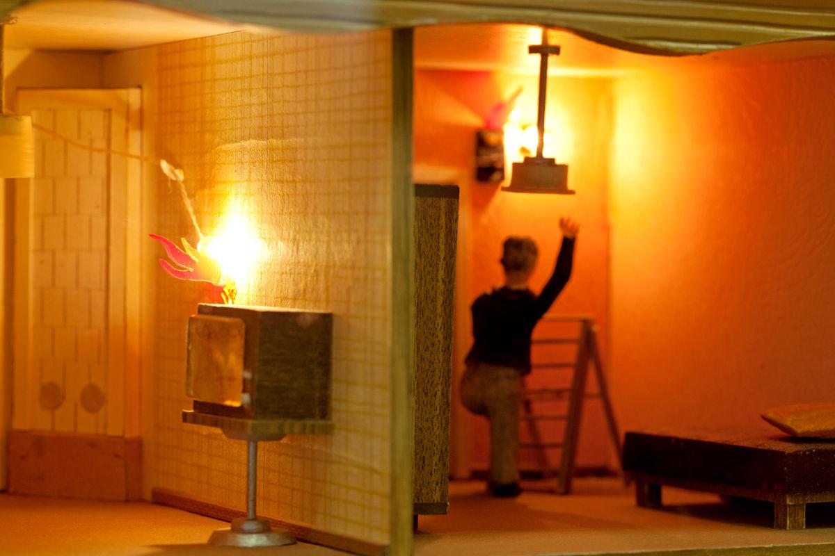 Estonian Firefighting Museum in Tallinn, Estonia