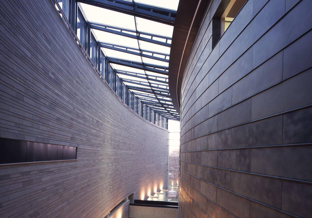 Taidemuseo Kumu Tallinnassa Virossa