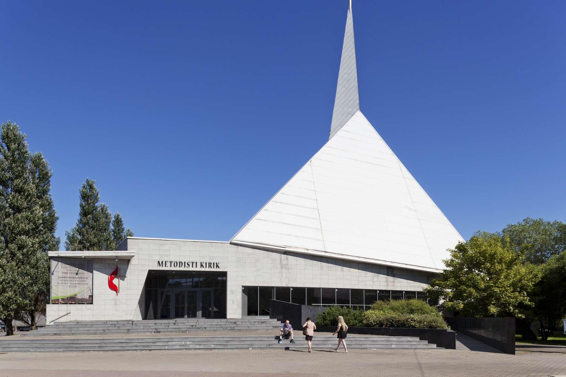 United Methodist Church in Estonia