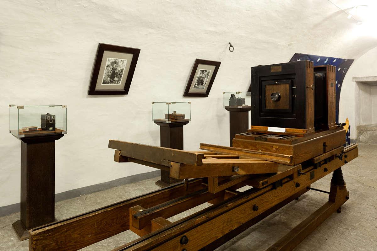 Museum of Photography in Tallinn, Estonia