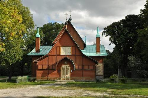 Church of Saint Nicholas (Kopli)