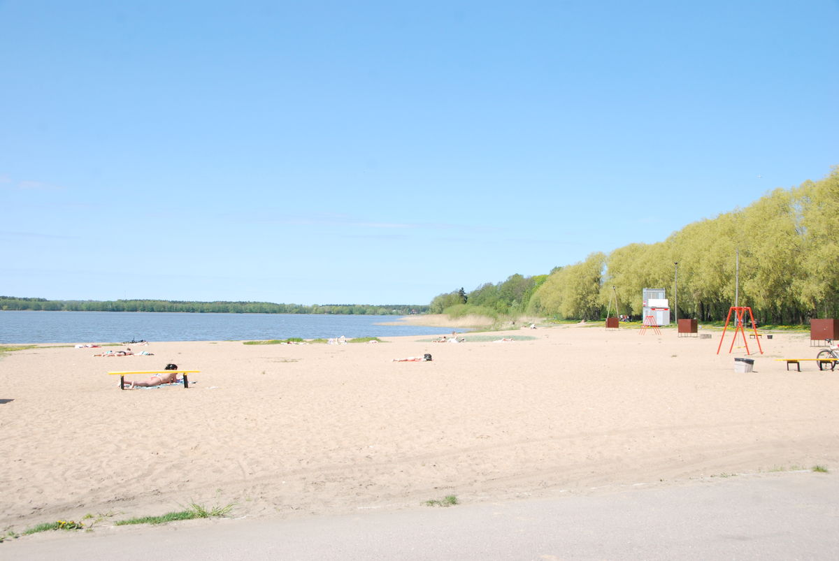 Harku (Lake) Beach