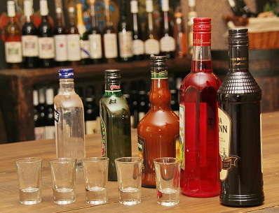 Alcohol tour of Tallinn