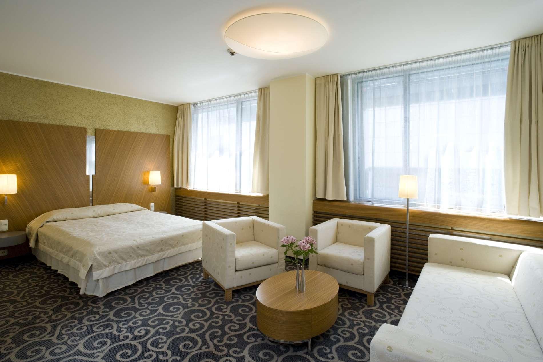 Tallink City Hotel - standardtuba