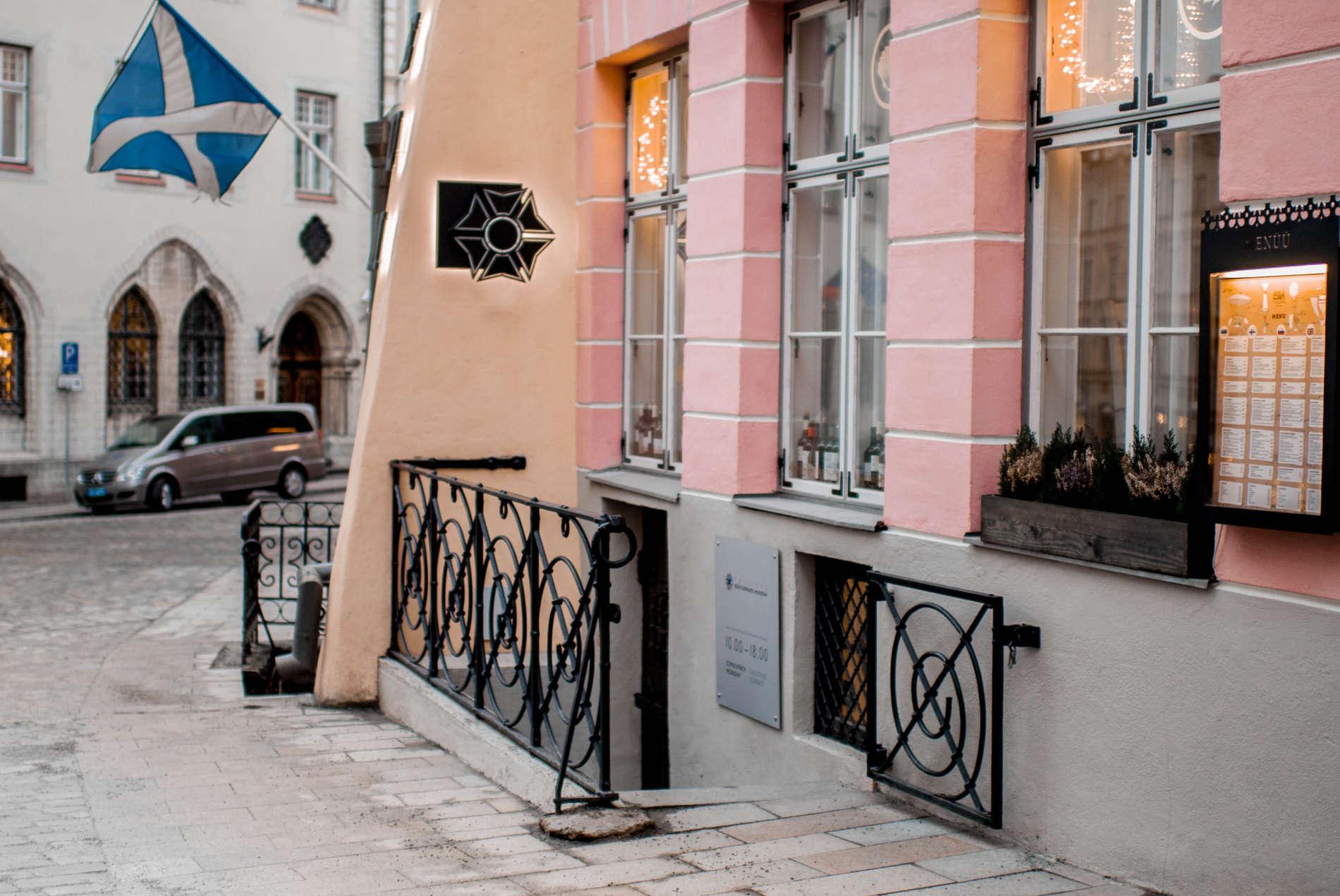 Tallinn Museum of Orders of Knighthood in Tallinn, Estonia